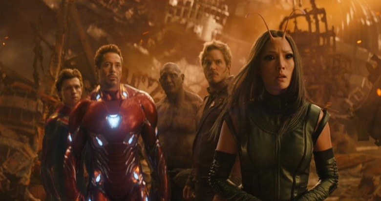 Marvel Cinematic Universe Films, Ranked by Time Women Spend