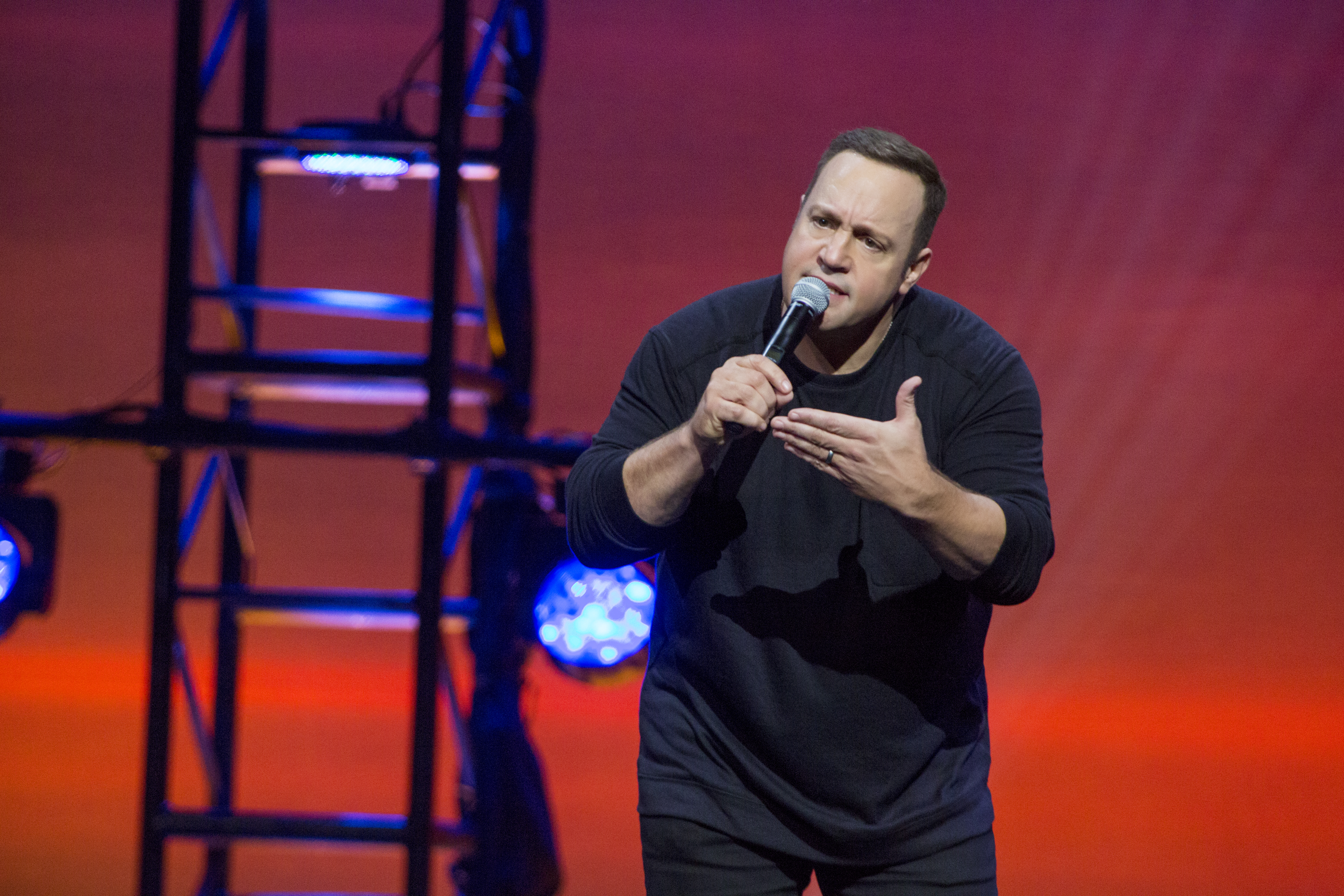 Kevin James Never Don't Give Up Netflix
