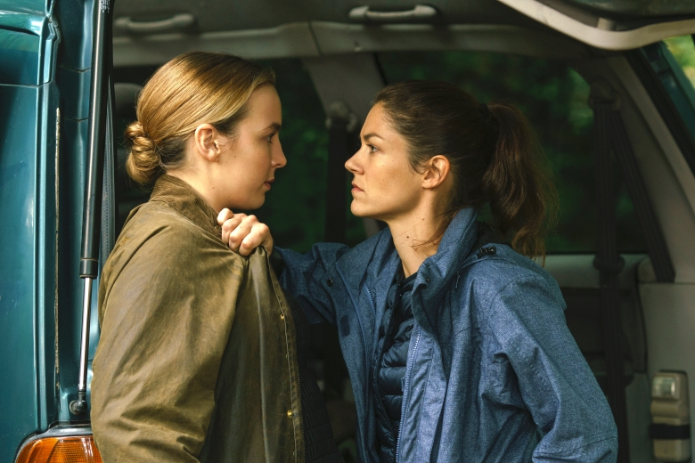 """Jodie Comer and Olivia Ross, """"Killing Eve"""""""