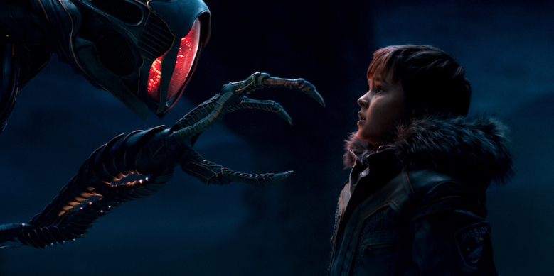 Lost in Space (Netflix) Review: Sci-Fi Family Drama Crashes