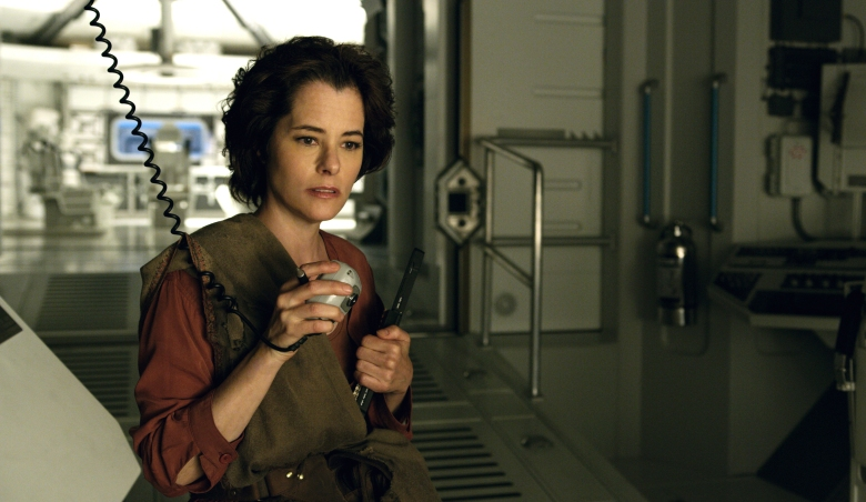 """Parker Posey, """"Lost in Space"""""""