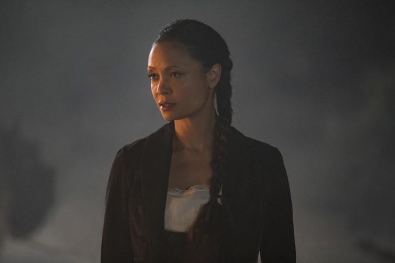 Westworld Season 2 Maeve Thandie Newton