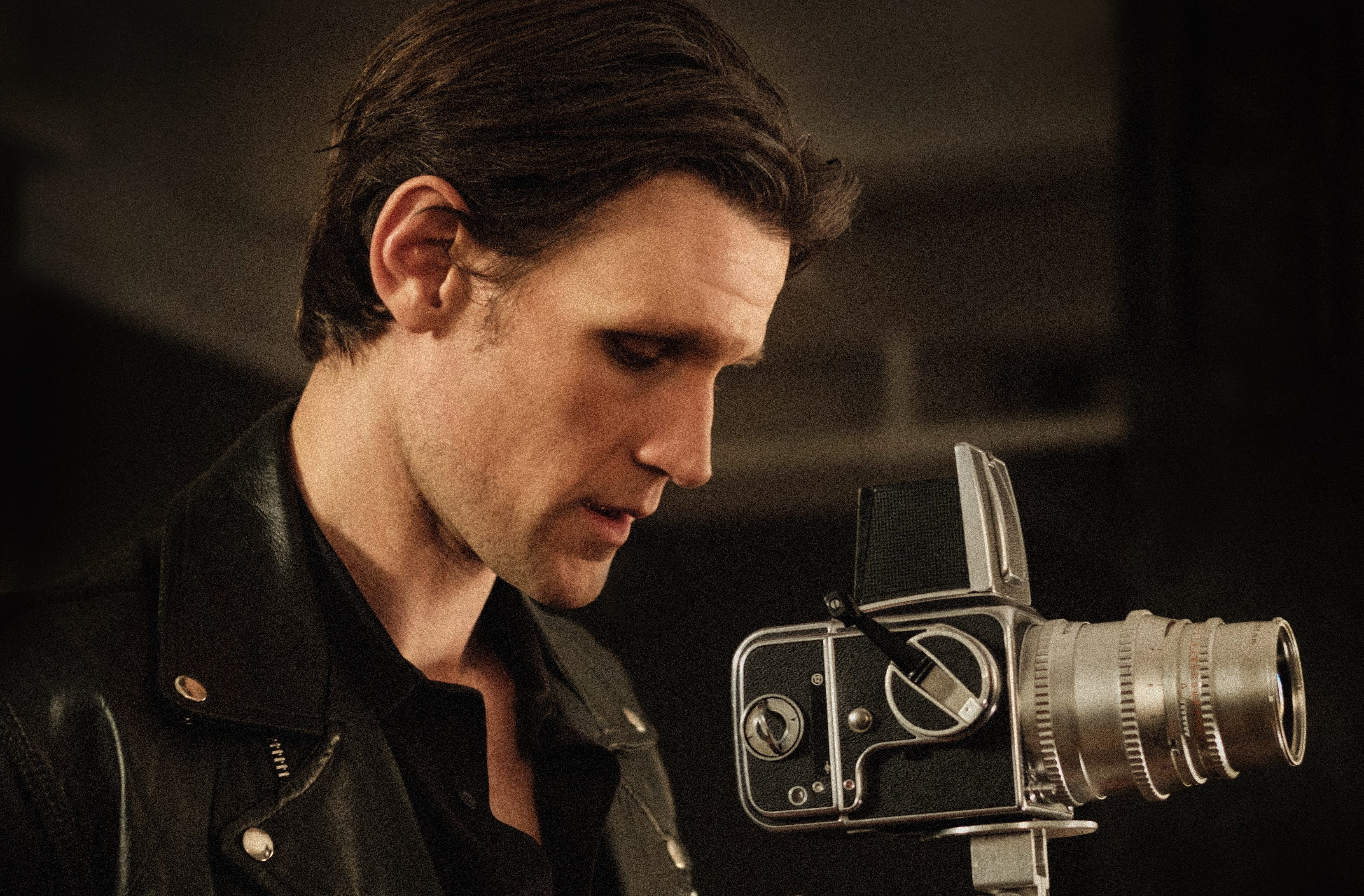 'Mapplethorpe': Matt Smith Defends Playing a Gay Man in Photographer Biopic