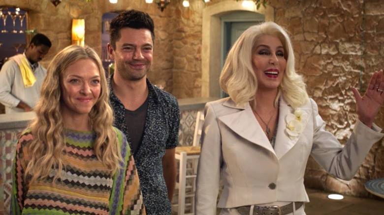 read our review of Mamma Mia Here We Go Again here....