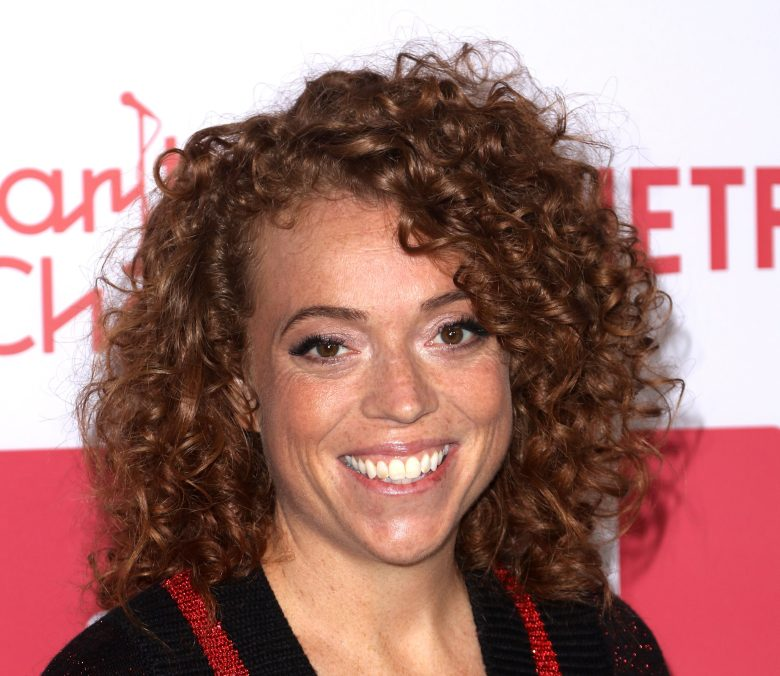 Michelle Wolf arrives at the 6th Annual Hilarity For Charity Los Angeles Variety Show at the Hollywood Palladium, in Los Angeles6th Annual Hilarity For Charity Variety Show, Los Angeles, USA - 24 Mar 2018
