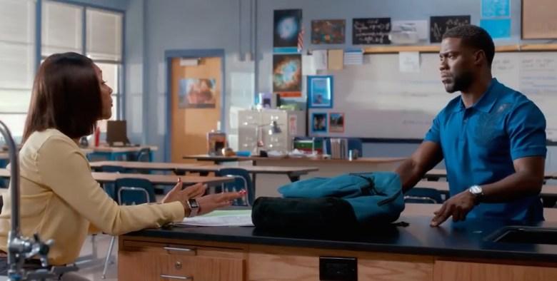 db7dde63da5e  Night School  Trailer  Kevin Hart and Tiffany Haddish Team Up in New  Comedy From  Girls Trip  Director