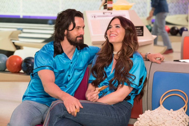 "Milo Ventimiglia and Mandy Moore, ""This Is Us"""