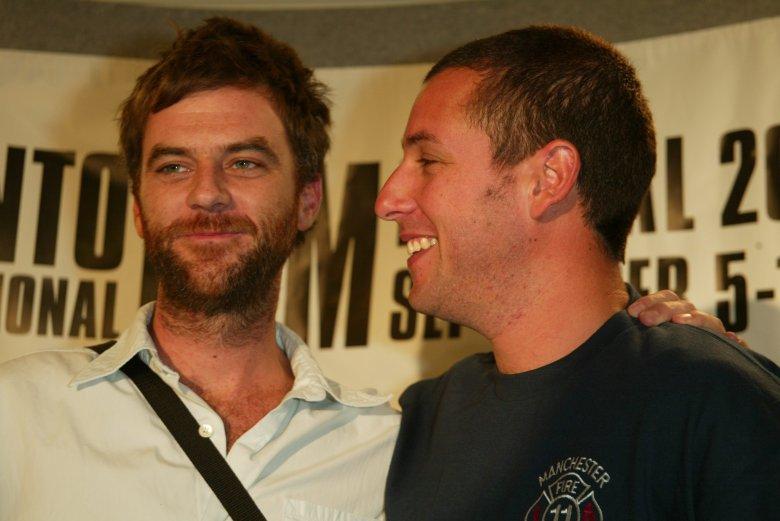 Paul Thomas Anderson and Adam Sandler Reuniting for Netflix