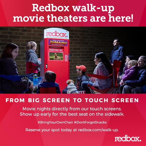 Redbox April Fools