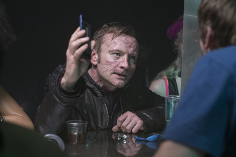 Rellik Cinemax Richard Dormer