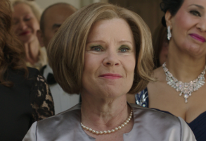 "Imelda Staunton in ""Finding Your Feet"""