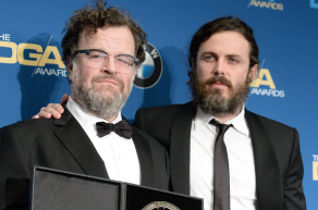 Kenneth Lonergan and Casey Affleck