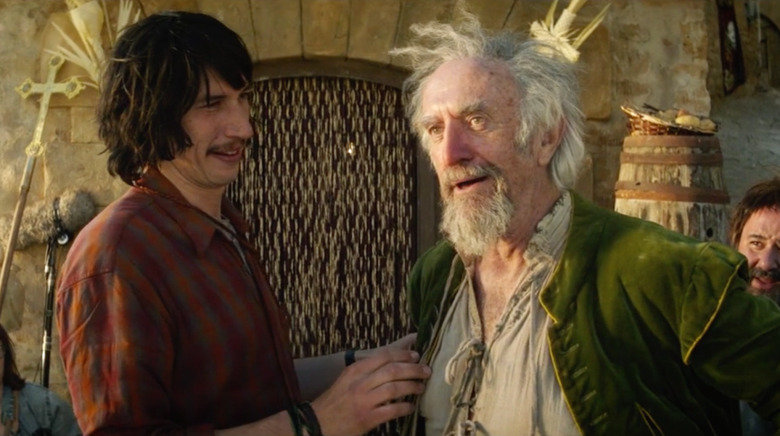 The Man Who Killed Don Quixote: Terry Gilliam Wins Cannes Court Battle |  IndieWire