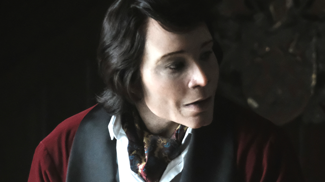 Atlanta': Donald Glover Stayed in Whiteface as Teddy Perkins