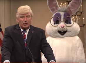 SNL Alec Baldwin Donald Trump