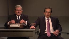 SNL Robert De Niro Ben Stiller