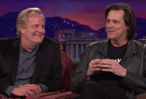 Jeff Daniels and Jim Carrey