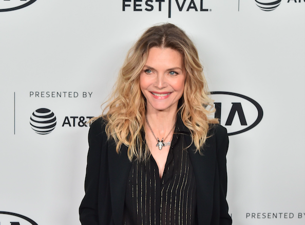 'Scarface' Reunion: Audience Erupts in Boos As Michelle Pfeiffer Asked Question About Her Weight — Tribeca