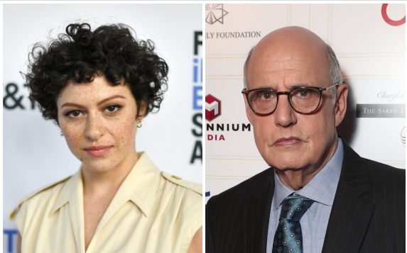 Alia Shawkat Jeffrey Tambor Arrested Development