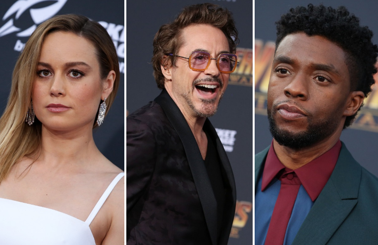 'Avengers: Infinity War' World Premiere Red