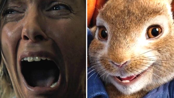 Australian Theater Plays 'Hereditary' Trailer Before 'Peter Rabbit