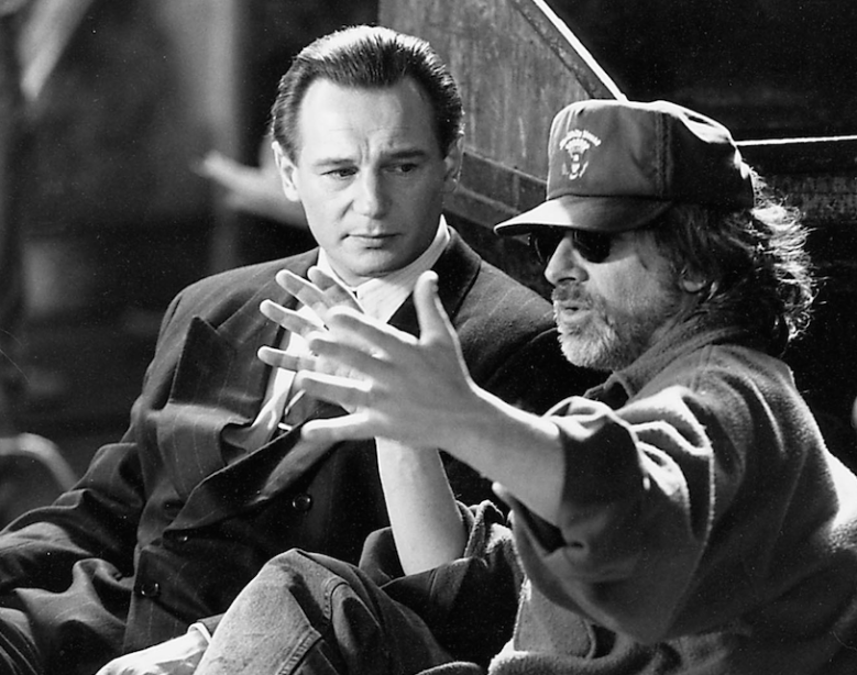 Schindler S List Robin Williams Called Steven Spielberg