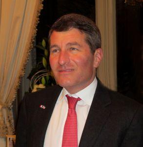 MPAA Charles Rivkin, U.S. Ambassador to FranceVarious Personalities