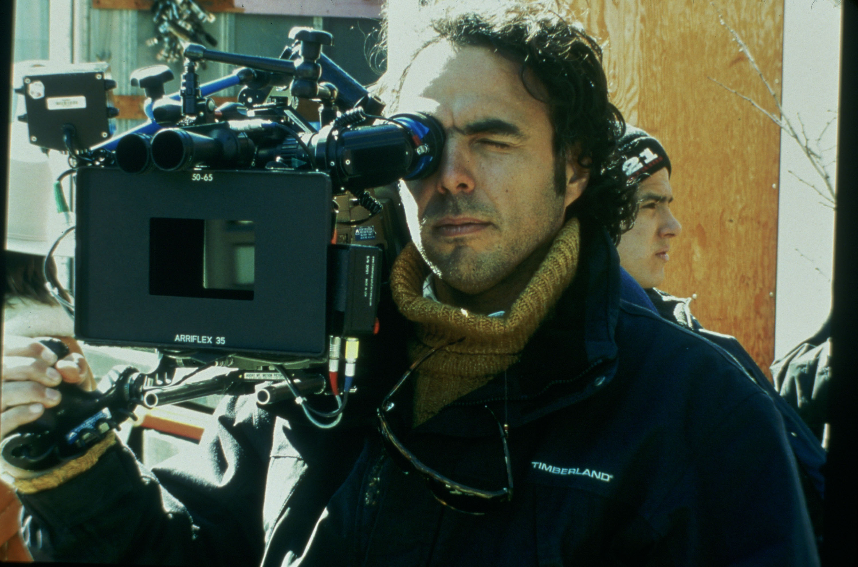 No Merchandising. Editorial Use Only. No Book Cover Usage Mandatory Credit: Photo by Snap Stills/REX/Shutterstock (2208148e) Alejandro González Iñárritu 21 Grams - 2003