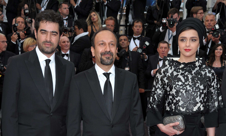 Asghar Farhadi and Shahab Hosseini Palme D'Or Award and Closing Ceremony, 69th Cannes Film Festival, France - 22 May 2016