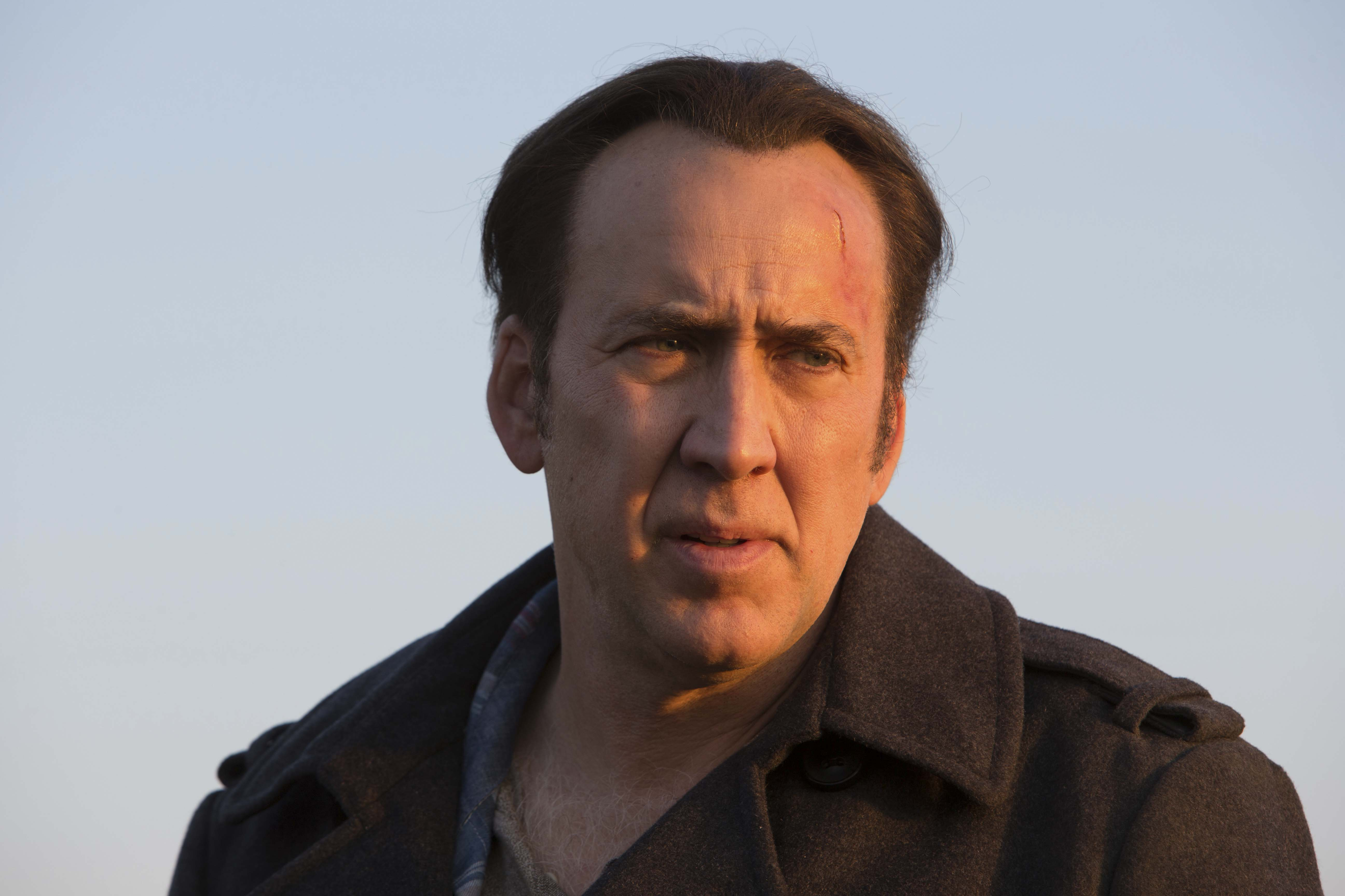 Nicolas Cage to Star in 'Sicario'-Style Cop Thriller from the Guy Who Wrote 'Green Book'