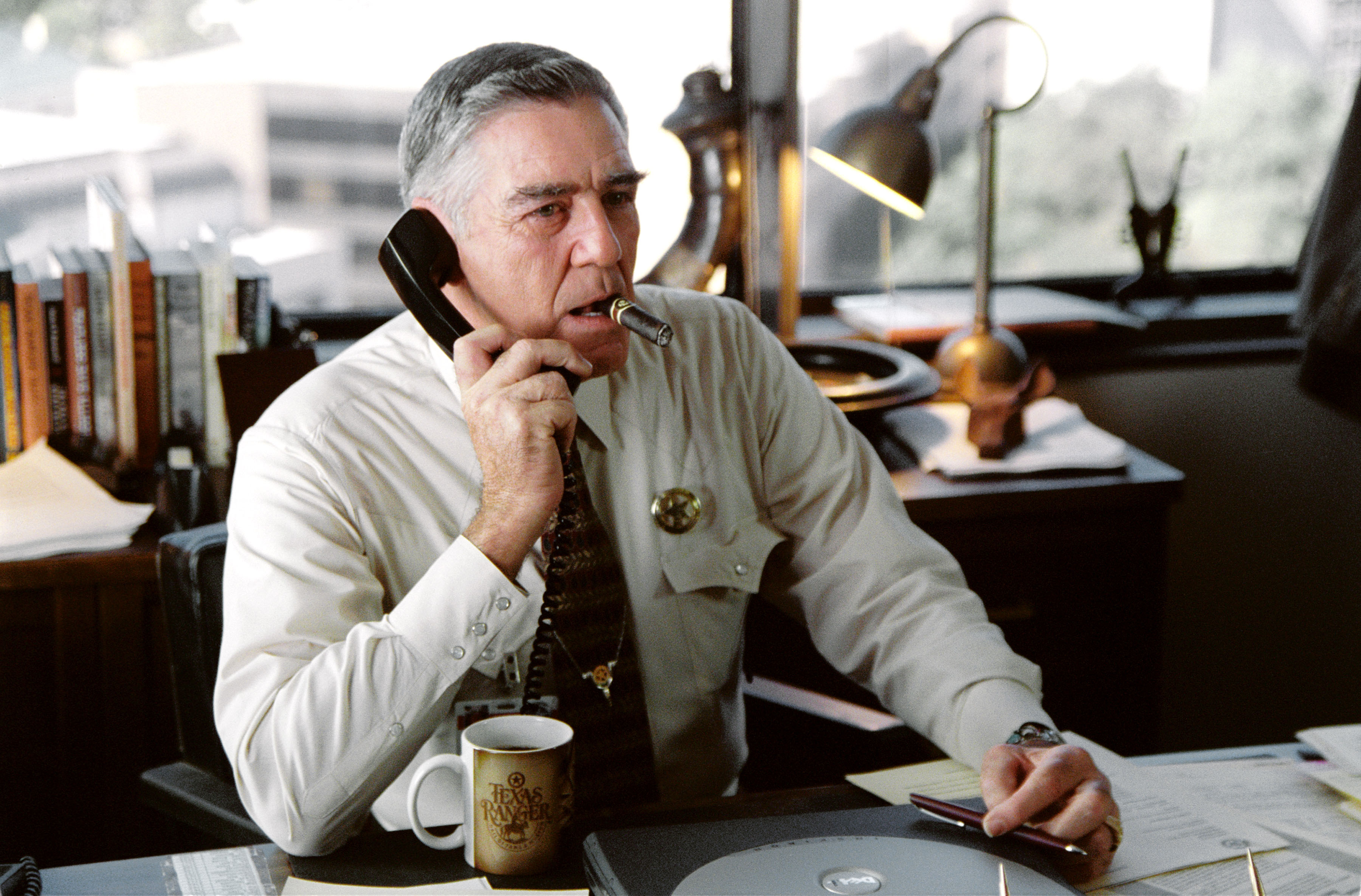 Lee Ermey, 'Full Metal Jacket' Sergeant, Dies At 74