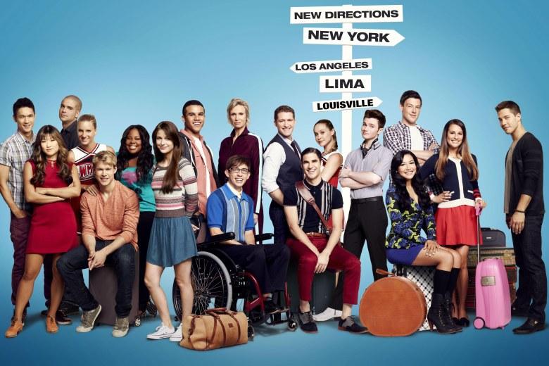 No Merchandising. Editorial Use Only. No Book Cover Usage.Mandatory Credit: Photo by Fox-TV/Kobal/REX/Shutterstock (5886216j)Glee (2009-)Glee - 2009Fox-TVUSATV Portrait