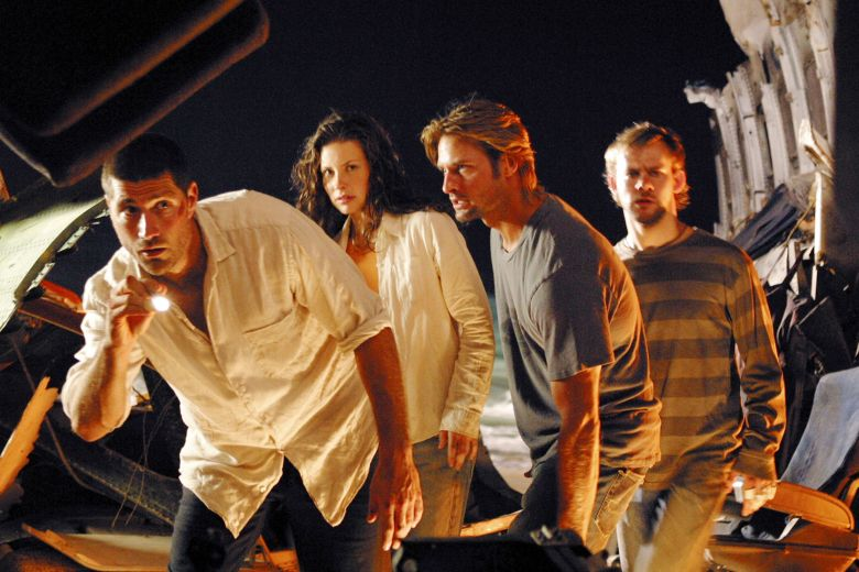 No Merchandising. Editorial Use Only. No Book Cover Usage.Mandatory Credit: Photo by Touchstone/ABC/Kobal/REX/Shutterstock (5886300af)Matthew Fox, Evangeline Lilly, Josh Holloway, Dominic MonaghanLost - 2004-2010Touchstone / ABCUSATelevision