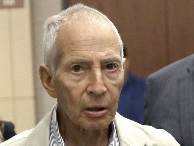Robert Durst New York City real estate heir Robert Durst leaves a Houston courtroom. New Orleans Federal Judge Kurt Engelhardt, approved a plea agreement for Durst to serve 7 years, 1 month in prison on a weapons charge. Durst still faces a separate murder charge in CaliforniaFugitive Heir, Houston, USA