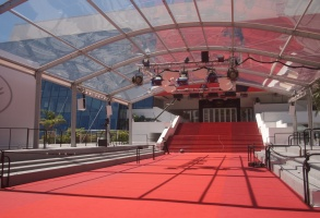 The Red Carpet at the Palais des Festivales, Film Festival, Cannes FranceCote D'Azure, May 2017