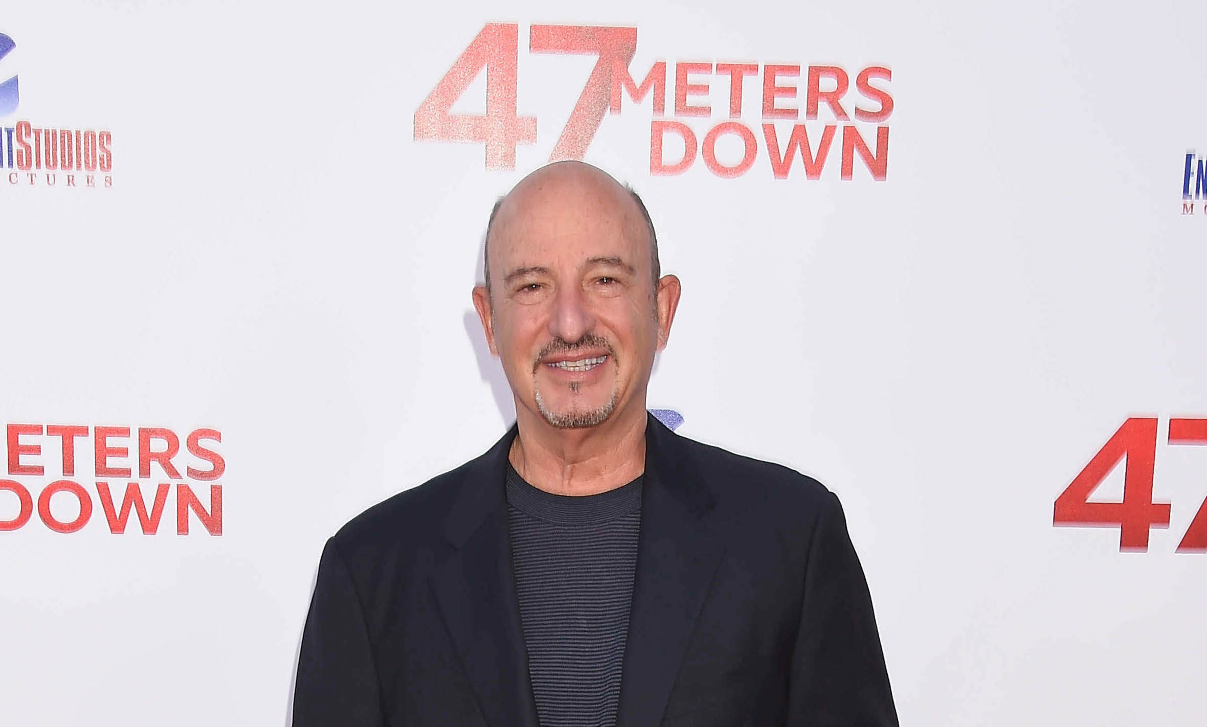 Mark Borde '47 Meters Down' film premiere, Los Angeles, USA - 12 Jun 2017