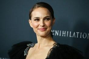 Natalie Portman'Annihilation' film premiere, Arrivals, Los Angeles, USA - 13 Feb 2018