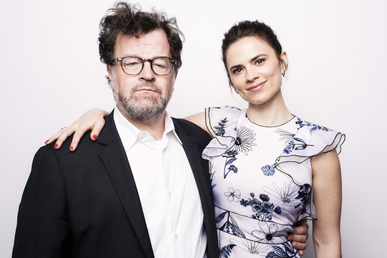 Kenneth Lonergan and Hayley AtwellThe Contenders Emmys presented by Deadline Hollywood, Portrait Studio, Los Angeles, USA - 15 Apr 2018