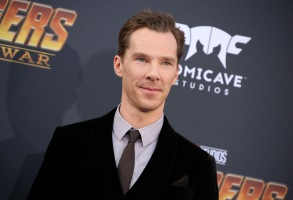 Benedict Cumberbatch'Avengers: Infinity War' film premiere, Arrivals, Los Angeles, USA - 23 Apr 2018