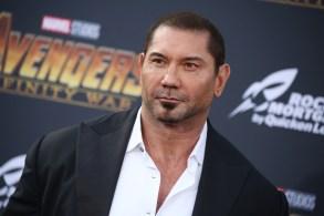 Dave Bautista'Avengers: Infinity War' film premiere, Arrivals, Los Angeles, USA - 23 Apr 2018