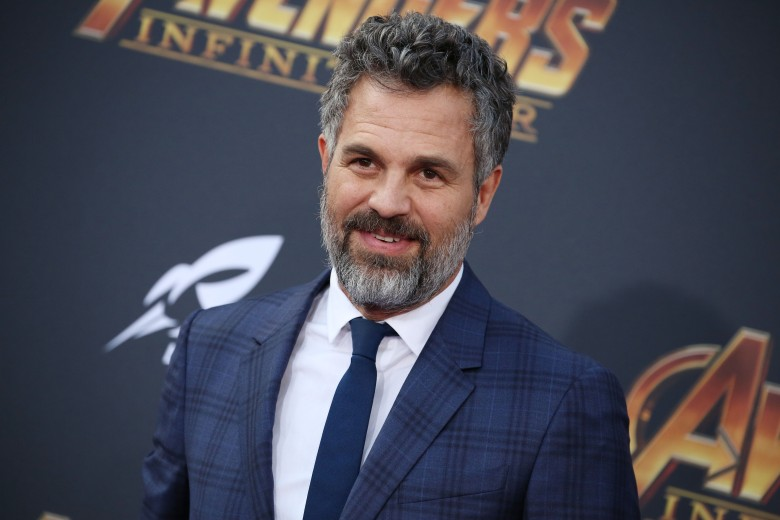 Mark Ruffalo'Avengers: Infinity War' film premiere, Arrivals, Los Angeles, USA - 23 Apr 2018