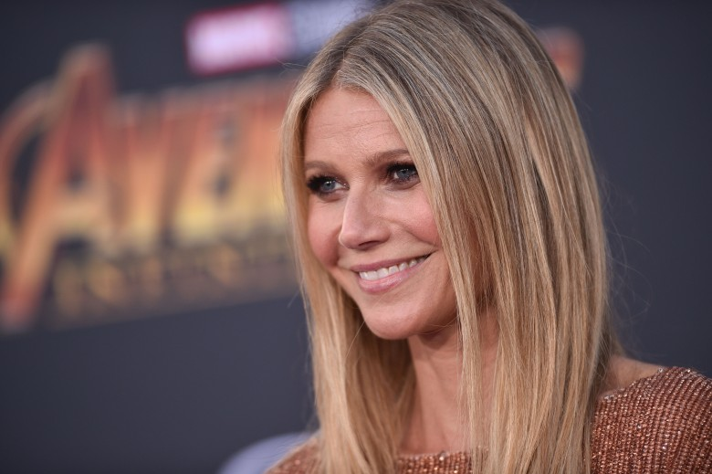 Gwyneth Paltrow'Avengers: Infinity War' film premiere, Arrivals, Los Angeles, USA - 23 Apr 2018