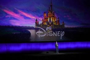 Dave Hollis The Walt Disney Studios Presentation, CinemaCon, Las Vegas, USA - 24 Apr 2018