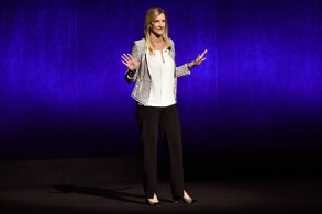 Cathleen TaffThe Walt Disney Studios Presentation, CinemaCon, Las Vegas, USA - 24 Apr 2018