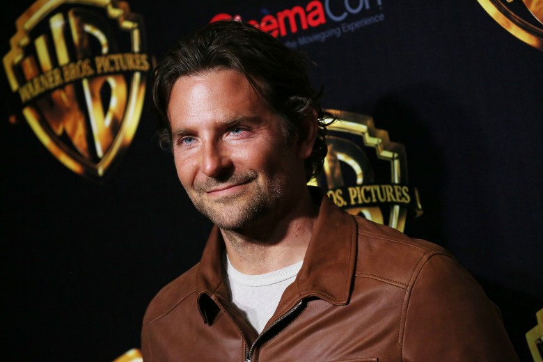 Bradley CooperWarner Bros. Pictures 'The Big Picture' presentation, Arrivals, CinemaCon, Las Vegas, USA - 24 Apr 2018