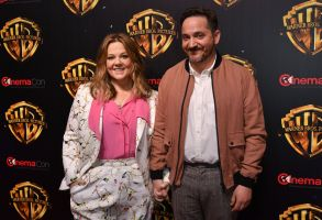 Melissa McCarthy and Ben FalconeWarner Bros. Pictures 'The Big Picture' presentation, Arrivals, CinemaCon, Las Vegas, USA - 24 Apr 2018