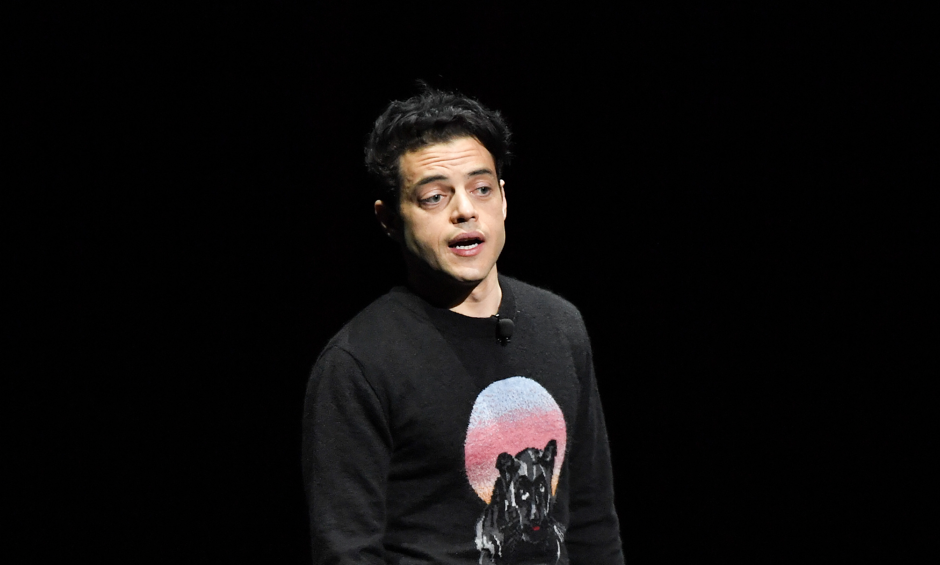 Rami Malek20th Century Fox presentation, CinemaCon, Las Vegas, USA - 26 Apr 2018