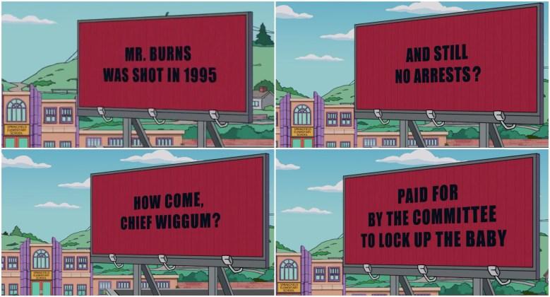 The Simpsons' Passes the 'Gunsmoke' Record: Watch Maggie