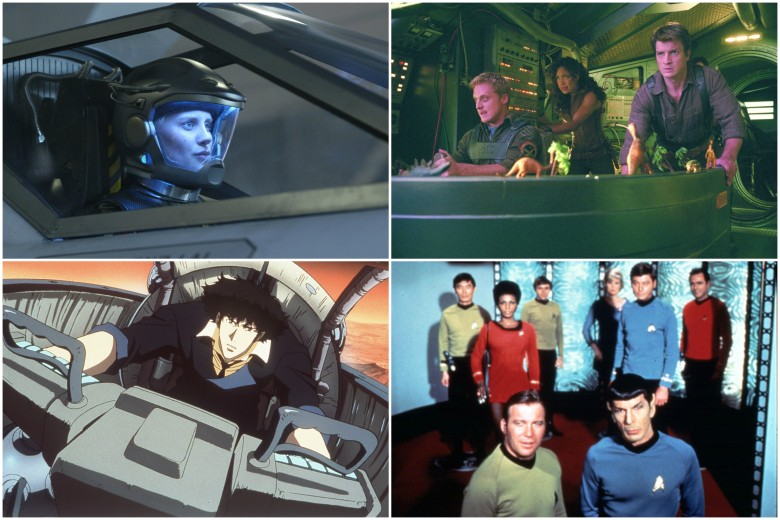 7837c7fd3a1ad The 18 Best Sci-Fi TV Shows Set In Space