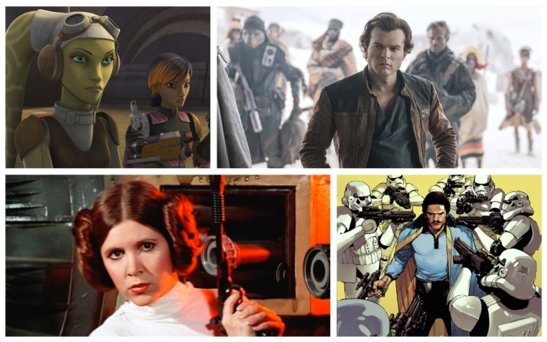Star Wars': Every Single Active Storyline Before 'Solo
